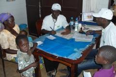 consultation pédiatrique