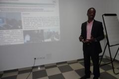 développement du modul de la formation par le Secretaire admnistratif