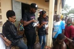 distribution gratuite de préservatifs EVALA 2015