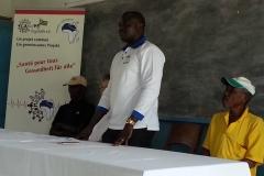 allocution du Président AIMES-AFRIQUE