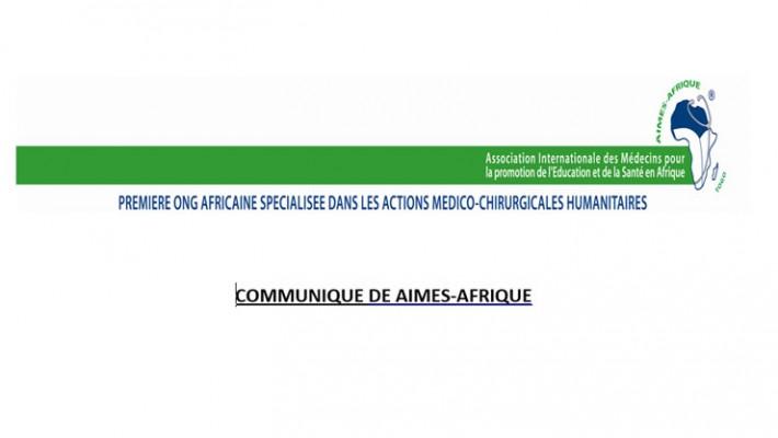 Région des Savanes : Communiqué Officiel de AIMES-AFRIQUE