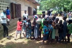 takpamba- déparasitage des enfants