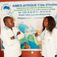 REPORTAGE : AIMES-AFRIQUE/CÔTE D'IVOIRE A SENSIBILISE CE MARDI 18 MAI SUR l'HYGIENE BUCCO-DENTAIRE ET LE LAVAGE DES MAINS EN MILIEU SCOLAIRE