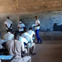 Journée mondiale de lutte contre le SIDA : Le Club AIMES-AFRIQUE de l'Université de Kara sensibilise et effectue des tests de dépistage
