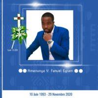 Nécrologie : AIMES-AFRIQUE en deuil